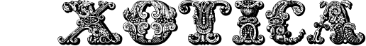 Exotica Font