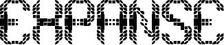 Expanse Font