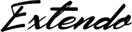 Extendo Font