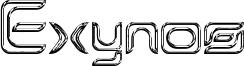 Exynos Reflecter.ttf