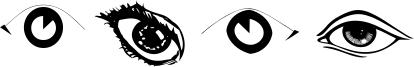 Eyes Font
