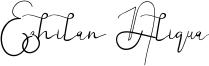 Ezhilan Aliqua Font