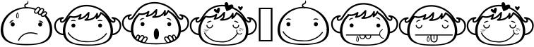 Face Alin Font