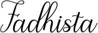 Fadhista Font