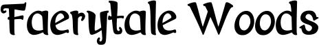Faerytale Woods Font