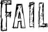 Fail Font