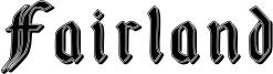 Fairland Font