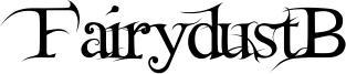 FairydustB Font