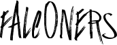 Falconers Font