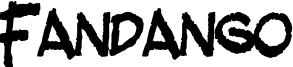 Fandango Font