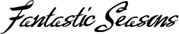 Fantastic Seasons Font