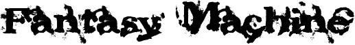 Fantasy Machine Font