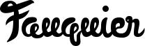 Fauquier Font