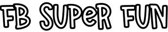 Fb Super Fun Font