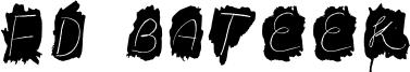 FD Bateek Font