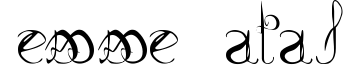 Femme Fatal Font