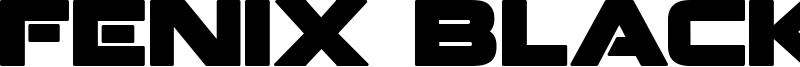 Fenix Blackletter Caps Font