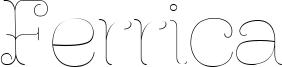 Ferrica Font