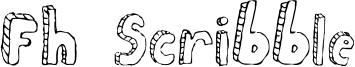 Fh Scribble Font