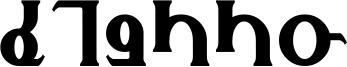 Fhokki Font
