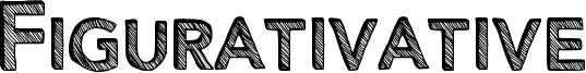 Figurativative Font