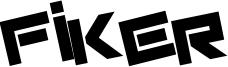 Fiker Font