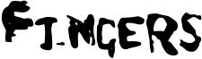 Fingers Font