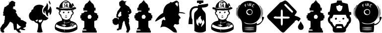 Fire Department Font