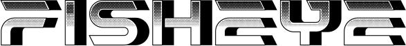 Fisheye Font