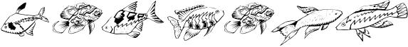 Fishing Font