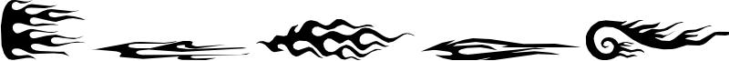 Flamez Font