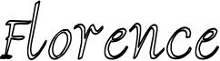 Florence Font