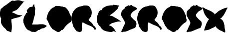 Floresrosx Font