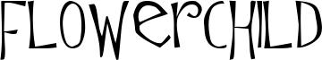 Flowerchild Font
