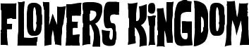 Flowers Kingdom Font