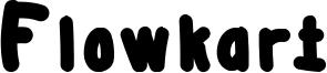 Flowkart Font
