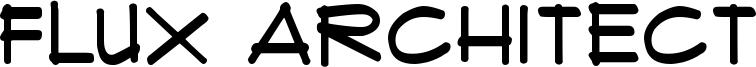 Flux Architect Font