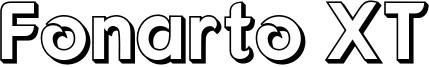 Fonarto XT Font