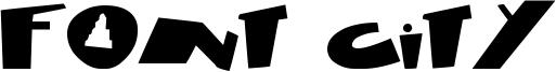 Font City Font
