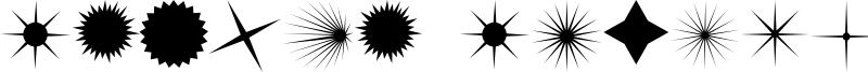 FontCo Flares Font