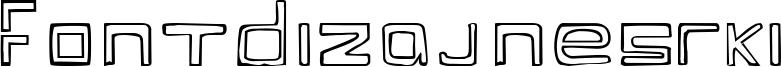 Fontdizajnesrki Font