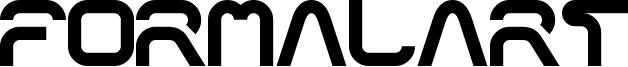 Formalart Font