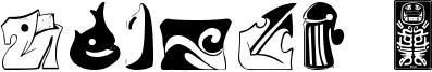 Formes 2 Font
