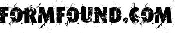 Formfound.com Font