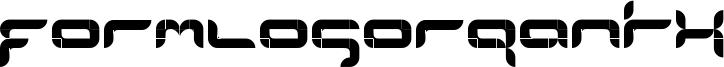 FormlosOrganik Font