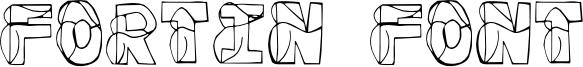 Fortin Font Font