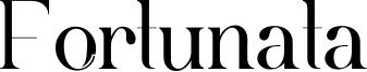 Fortunata Font