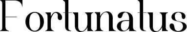 Fortunatus Font