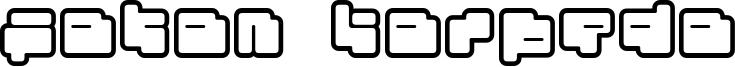 Foton Torpedo Font