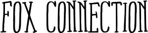 Fox Connection Font